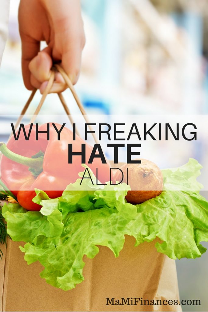 Have you shop at Aldi? If you haven't let me tell you why I freaking hate Aldi and why you should too! The reasons will amaze you.